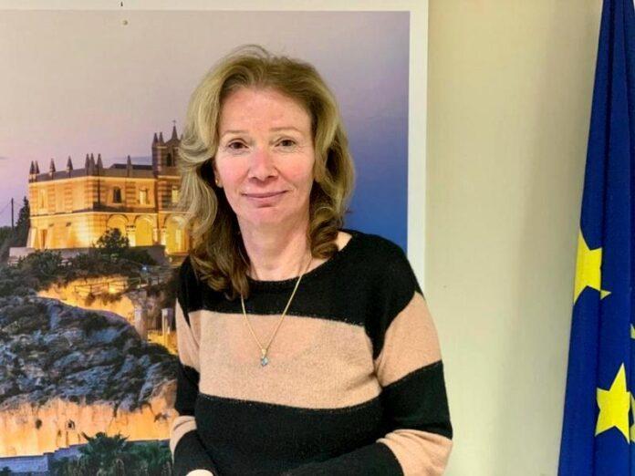L'assessore Sandra Savaglio