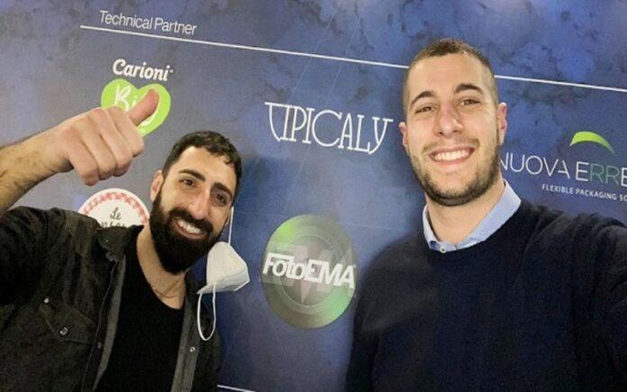 Riccardo Magarò _ partecipazione a Sanremo