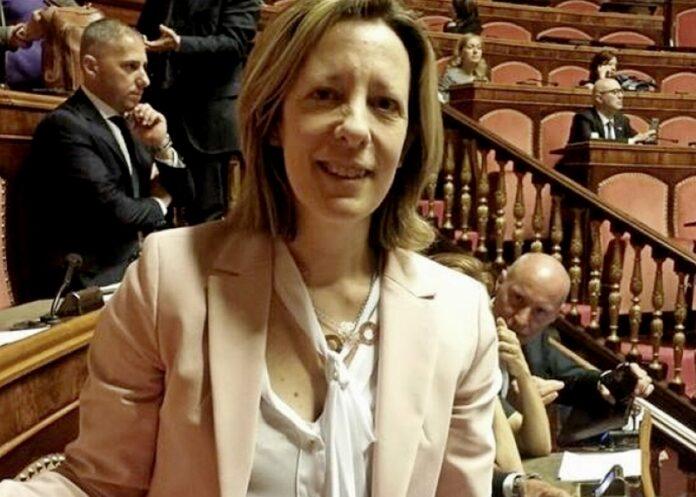 Silvia Vono senatrice Italia Viva