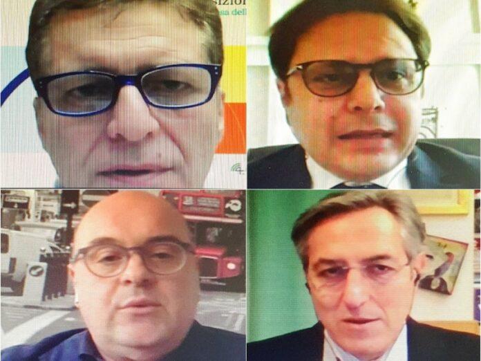 Ferrara, Amarelli, Fortunato e Branda