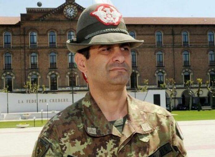 generale Francesco Paolo Figliuolo