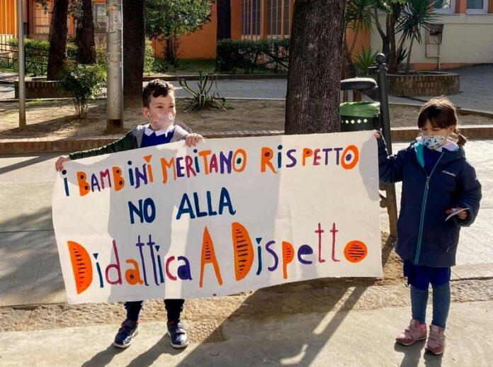 scuole chiuse protesta cosenza