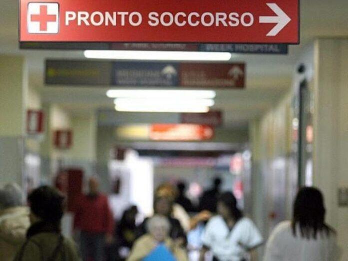 aggressione ps ospedale Cosenza
