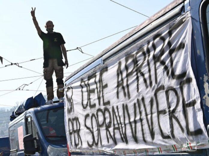 ambulanti protesta catanzaro