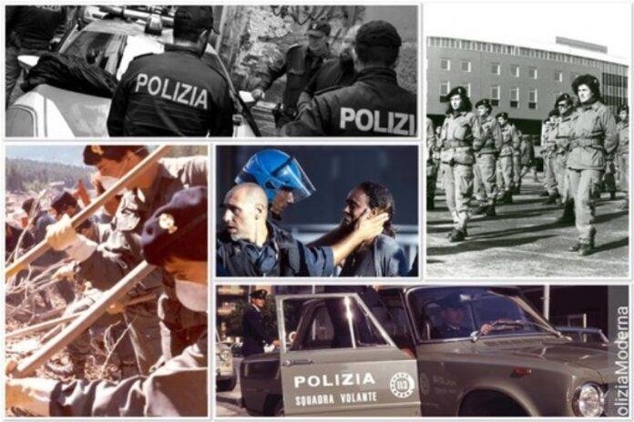 anniversario polizia