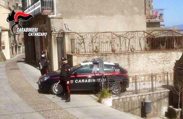 carabinieri cortale cz
