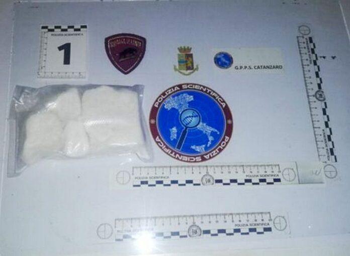 catanzaro droga cocaina