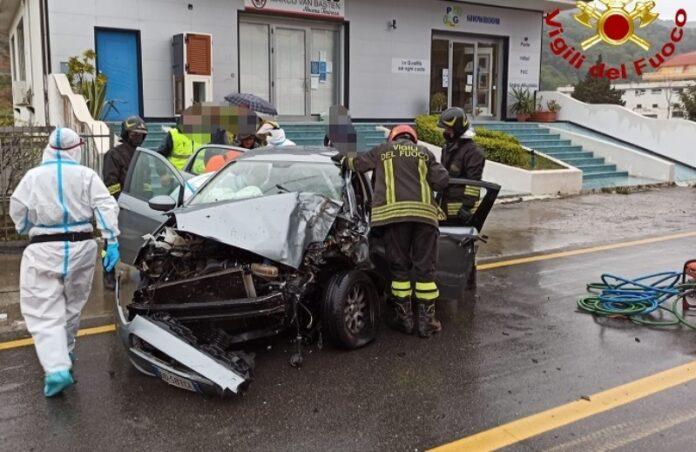 incidente Nocera Terinese CZ