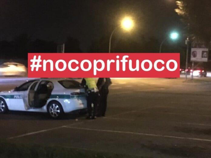 #nocoprifuoco Lega