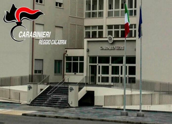 stazione carabinieri locri
