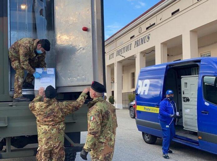 vaccini sda esercito italiano