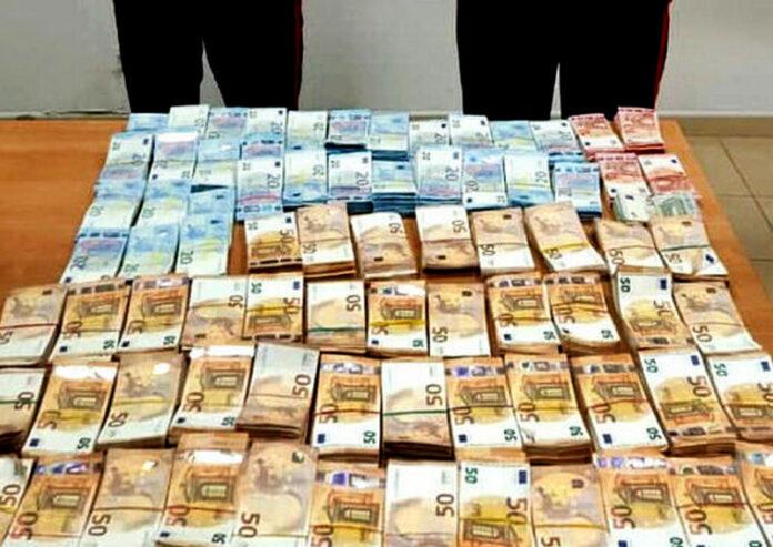 300mila euro riciclaggio gioia tauro