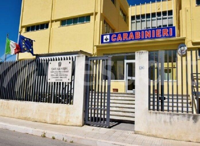 Comando Provinciale carabinieri Crotone