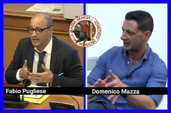 Domenico Mazza — Fabio Pugliese
