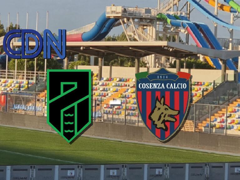 Pordenone – Cosenza, ultimi 90' per agganciare i play-out