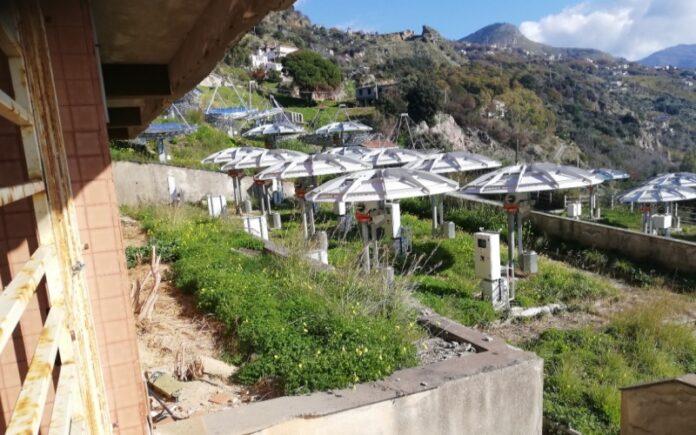 Fotovoltaico ospedale cetraro