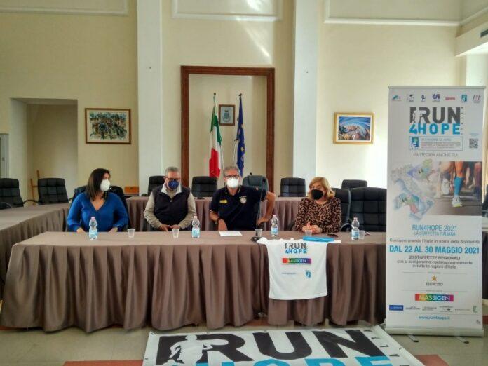 Iniziativa ricerca sul cancro - conferenza stampa Castrovillari