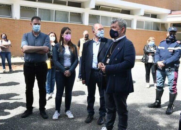 "Terme Luigiane, Spirlì ai sindaci: ""Subito report su stato struttura"""
