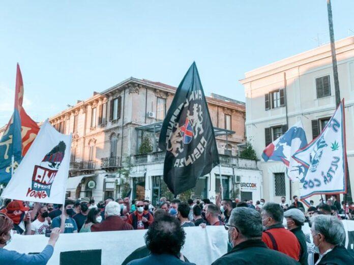 tifosi Cosenza calcio