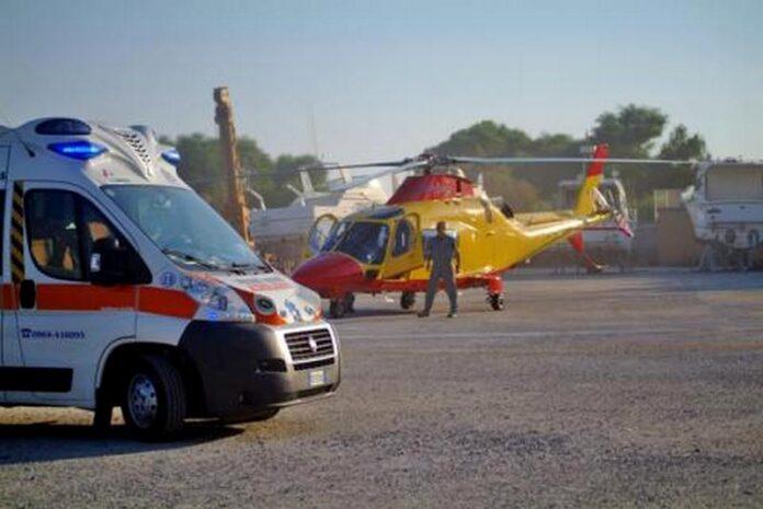 elisoccorso ambulanza