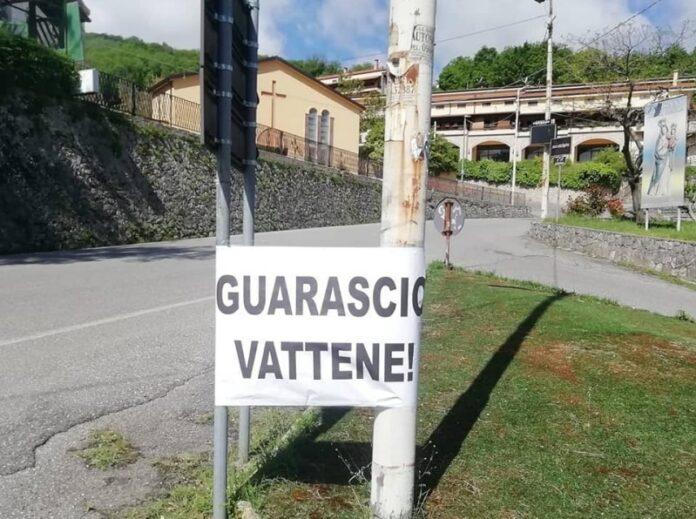 Guarascio vattene Cerisano