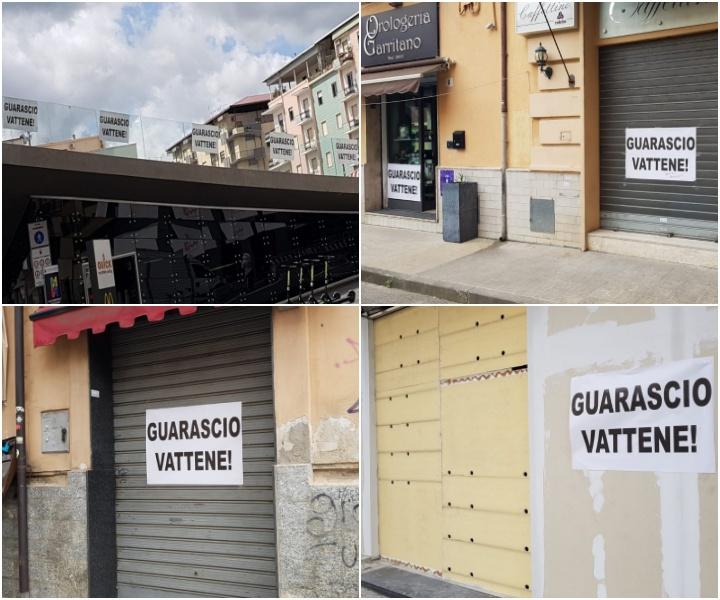 Dura contestazione per Guarascio, la città di Cosenza non lo vuole più