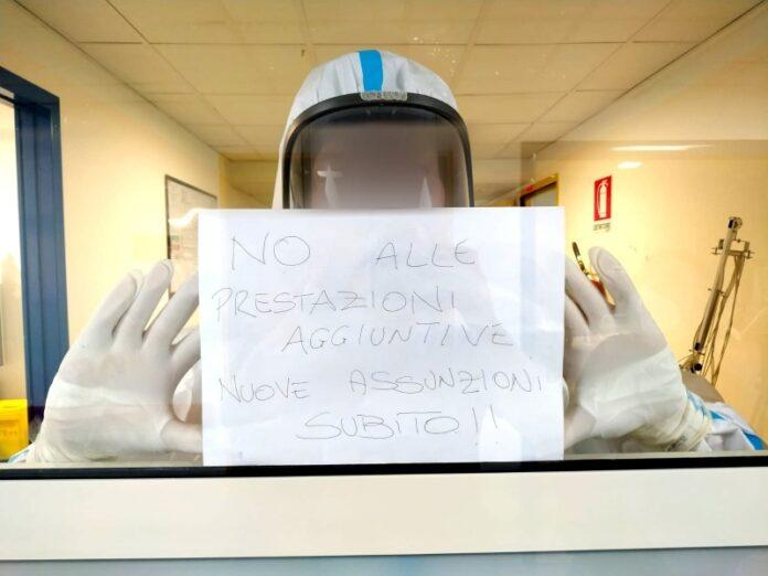infermieri allo stremo a Cosenza