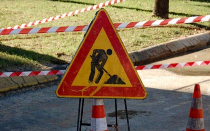 lavori strade cosenza