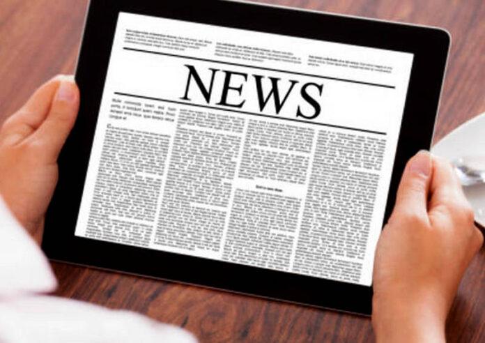 news editoria giornale on line