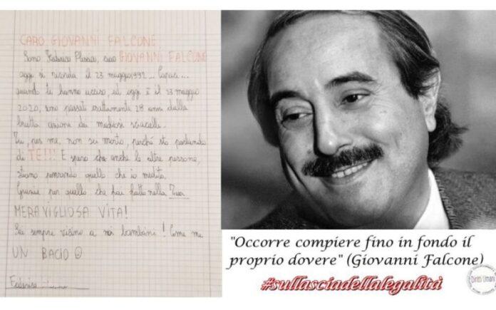 ricordo Giovanni Falcone