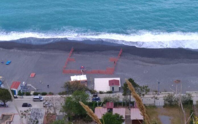 san nicola arcella spiaggia marinella