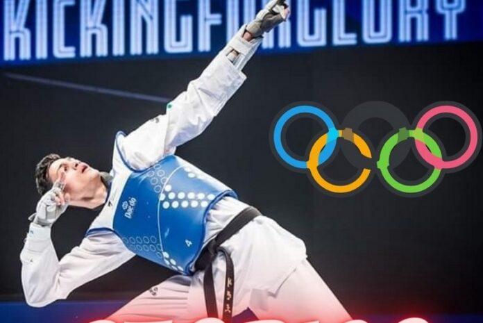 taekwondo Simone Alessio olimpiadi