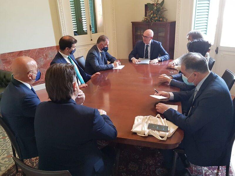 Confapi Calabria incontra il Ministro Garavaglia ok