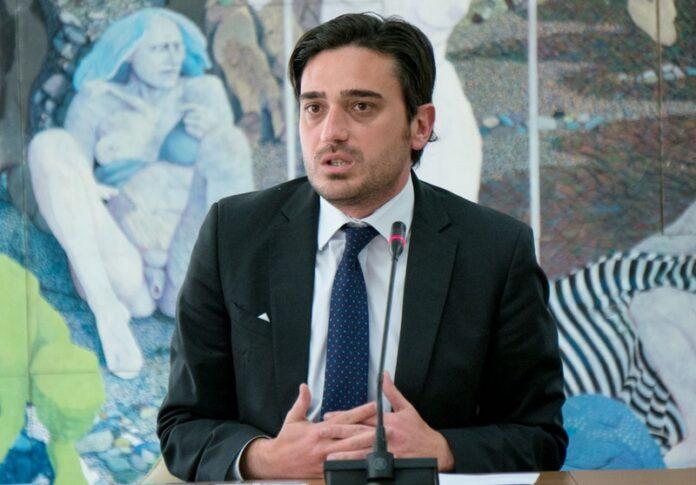 Nicola Irto candidato Pd