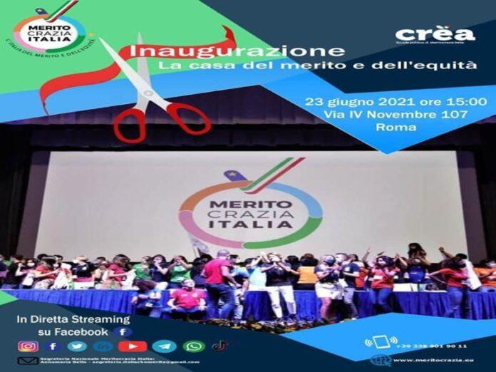 Sede meritocrazia Italia