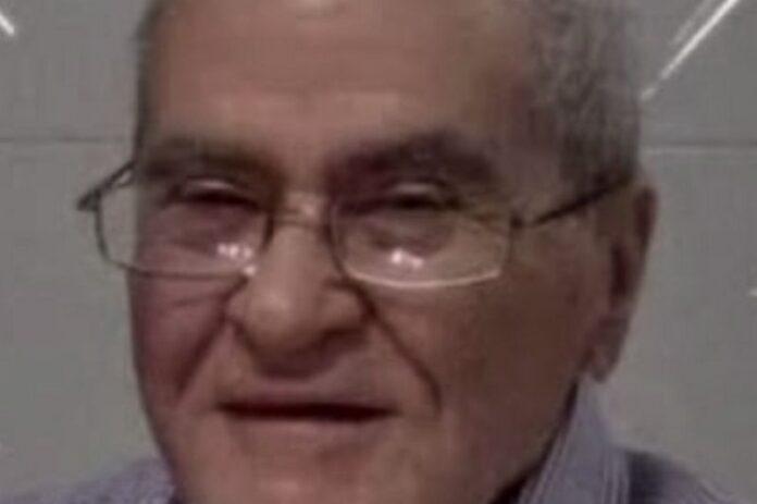 anziano scomparso catanzaro