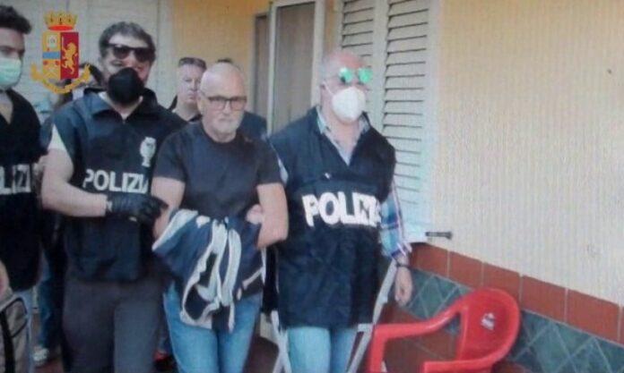 arresto papaianni