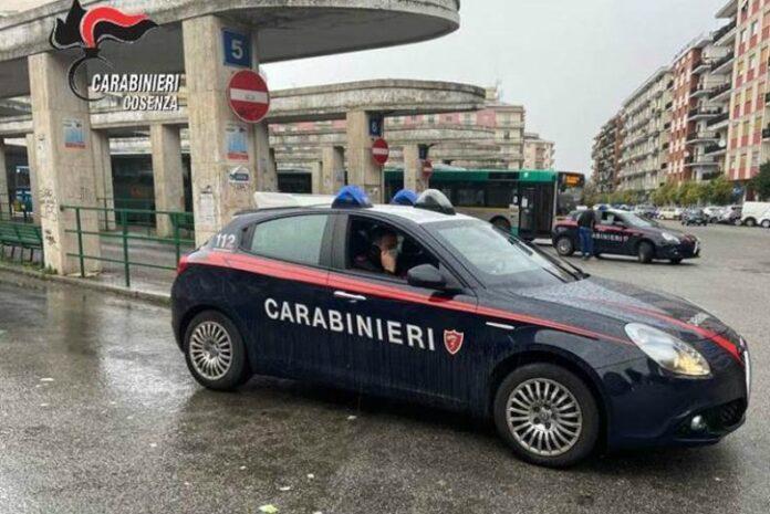autostazione carabinieri cosenza