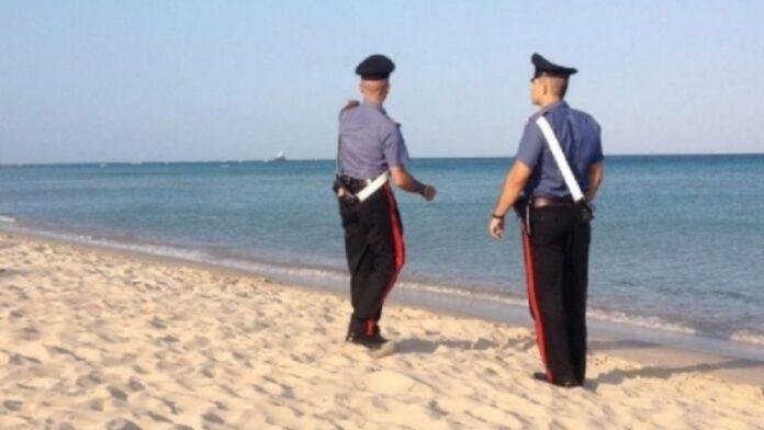 carabinieri ricerca scomparso