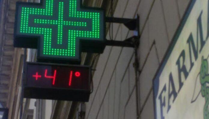 cosenza temperature elevate