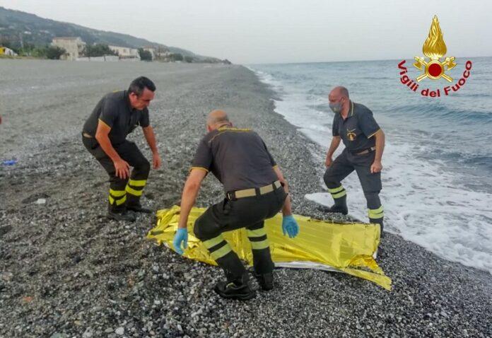 fiumefreddo ritrovato cadavere scomparso