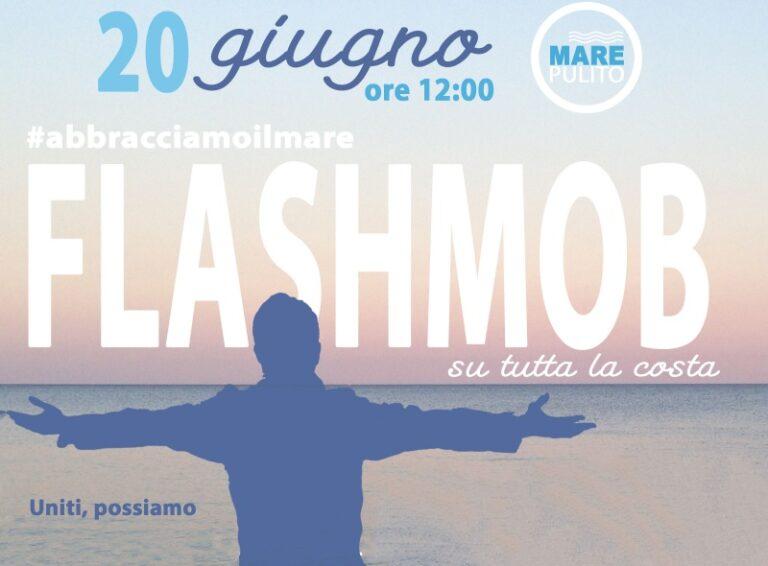 #abbracciamoilmare, domenica flash mob nei 21 comuni del Tirreno Cosentino