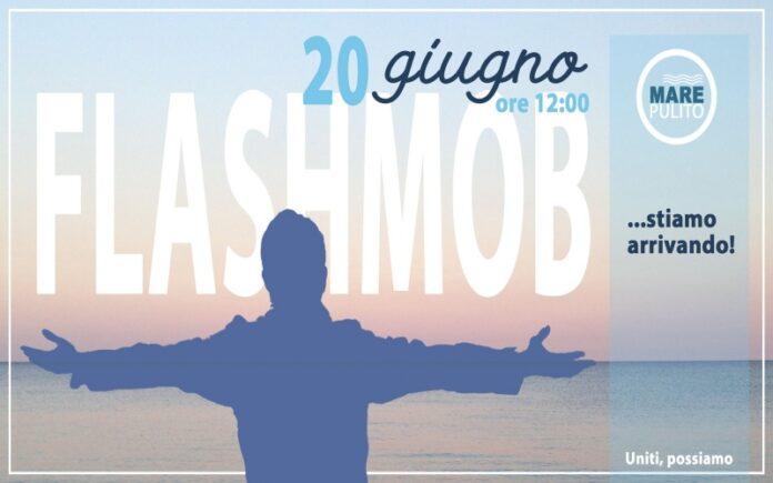 flashmob mar tirreno