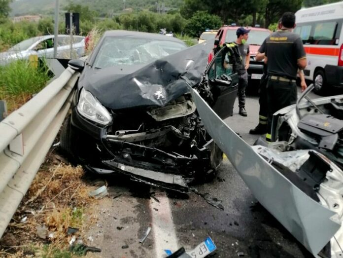 incidente stradale vibo