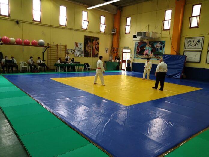 judo under 15