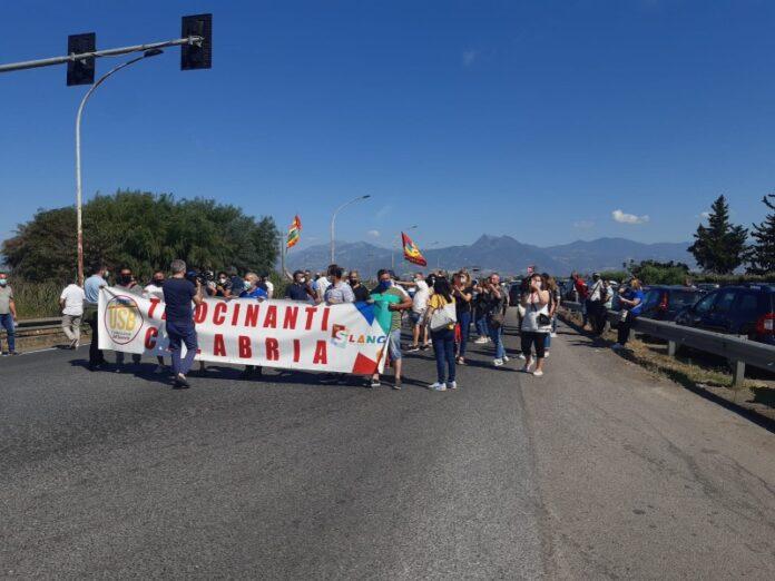protesta tirocinani ss 106