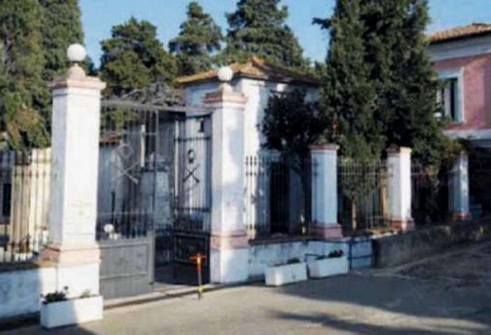 Cimitero Corigliano