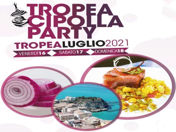 Cipolla Party Tropea