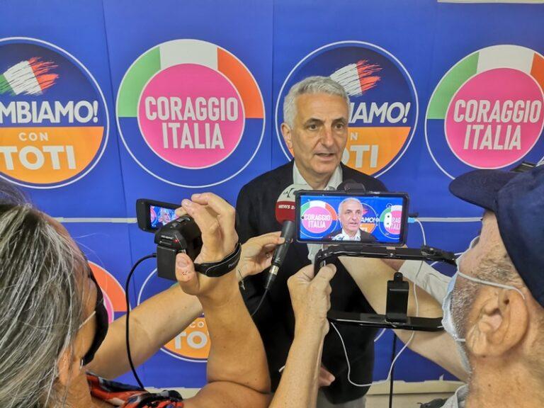 Anche Coraggio Calabria pronta alla sfida regionale