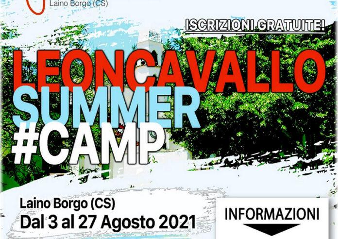 Leoncavallo Summer Camp